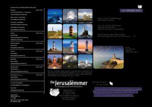Leuchtturm-Motive im Kalender 2018