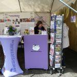 Sommerfest 2016: Infostand des Café Jerusalem