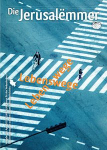 Ausgabe 203, April 2021. Titelthema: Lebenswege